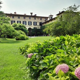 Weekend in Franciacorta Bollicine a Palazzo Monti