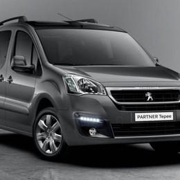 Peugeot Partner Tepee Multispazio aggiornato