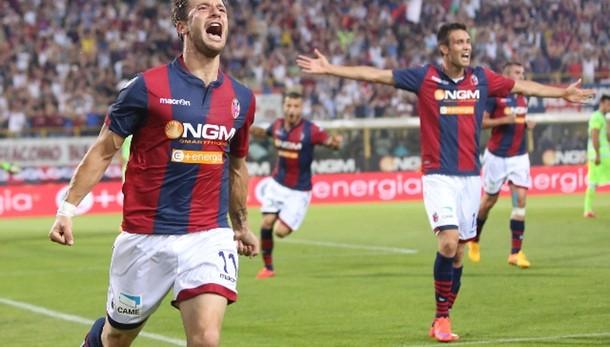 Bologna-Pescara 1-1, rossoblù in serie A