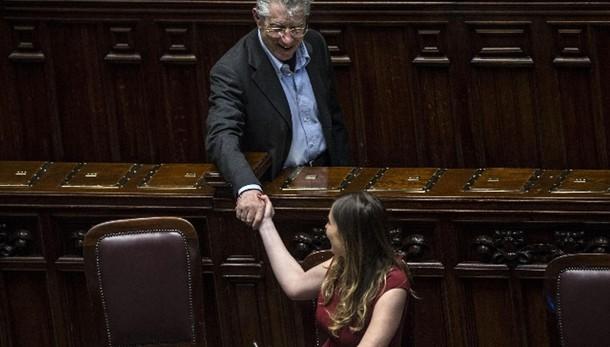 Bossi, Ok Salvini ma no apertura a Sud