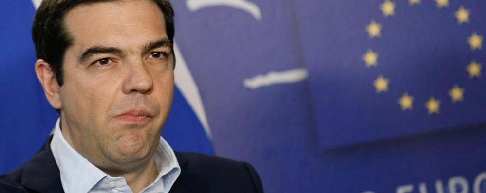 Il cavallo di Tsipras