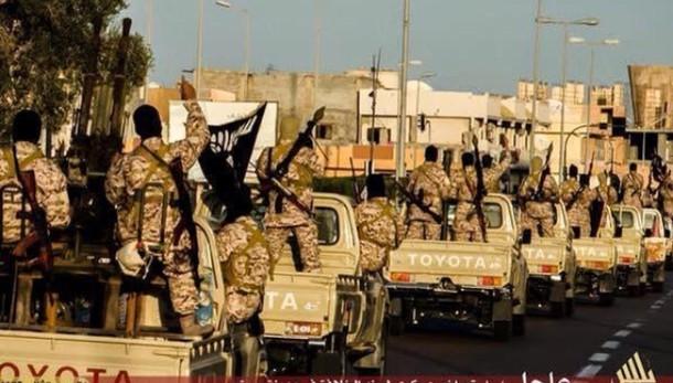 L'Isis celebra controllo totale su Sirte