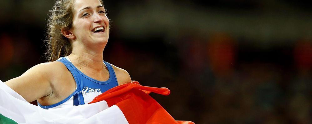 Martina Caironi vince ancora È lei l'atleta paraolimpica del mese