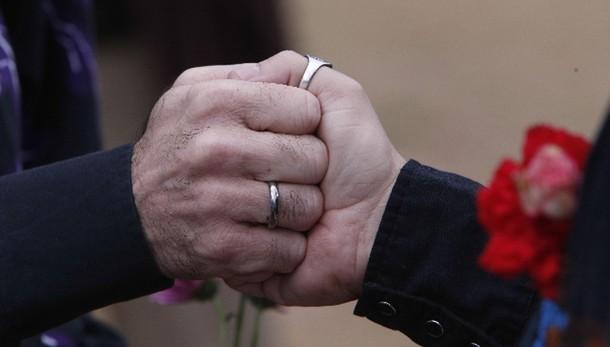 Sposa trans in Argentina,'nozze non gay'