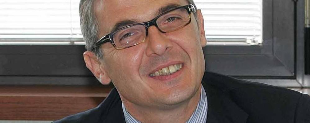 Ascom, il saluto di Trigona Dal 1° luglio Fusini è il nuovo direttore