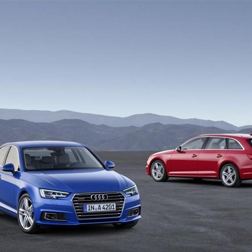 Audi a4 berlina e avant arriveranno in autunno rubriche for Lunghezza audi a4 berlina