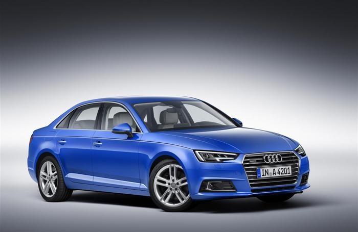 L'Audi A4