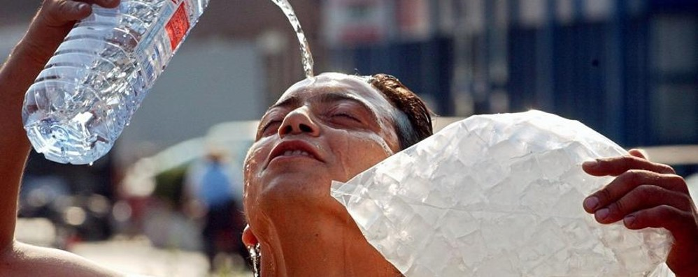 Il caldo africano ha già aggredito l'Europa Temperature molto alte anche di notte
