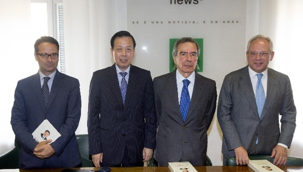 Amb.Cina a Roma,tutelare Made in Italy