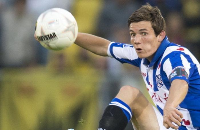 Marten De Roon, 24 olandese dell'Heerenveen