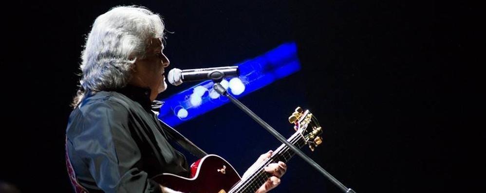 Città Alta sulle note di «Feelings» Morris Albert in concerto   - Video