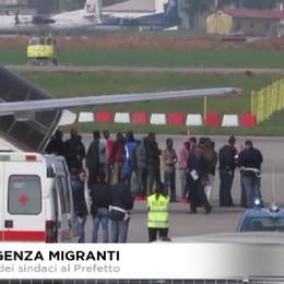 Emergenza migranti, lettera dei sindaci al Prefetto