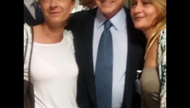 Escort:Berlusconi,non rispondo a domande