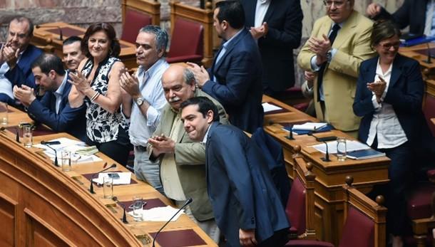 Vendola,,Tsipras? Compromesso necessario