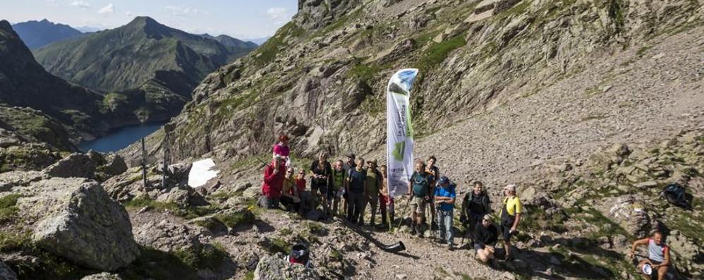 «In viaggio sulle Orobie», 3a tappa Moro: il gusto della montagna facile - Vd