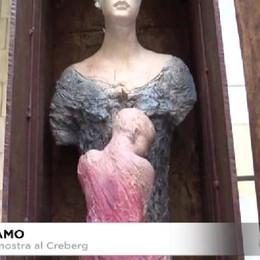 Ugo Riva in mostra al Credito Bergamasco