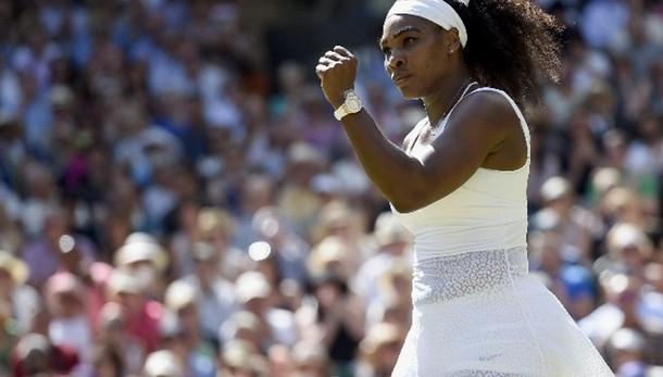 Wimbledon: sesto titolo Serena Williams