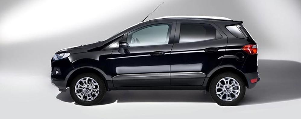 Nuovo Ford Ecosport Suv Sempre Pi 249 Compatto Motori Bergamo