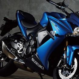 Suzuki Gsx S1000 Come una superbike