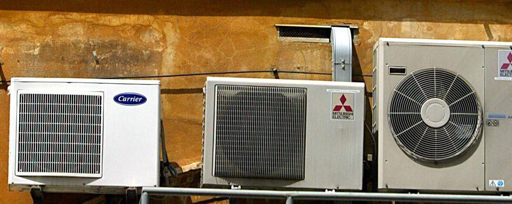 Caldo, attenti al condizionatore Salute a rischio con lo sbalzo termico