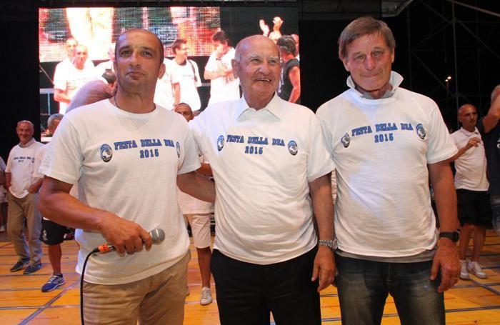 Valter Bonacina, Mino Favini e Giancarlo Finardi