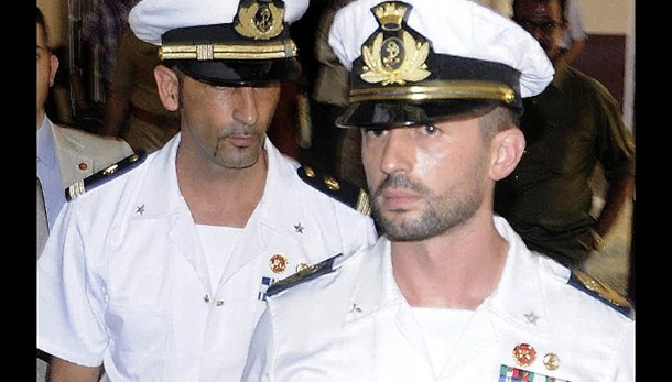 Marò: Casini, positiva decisione India