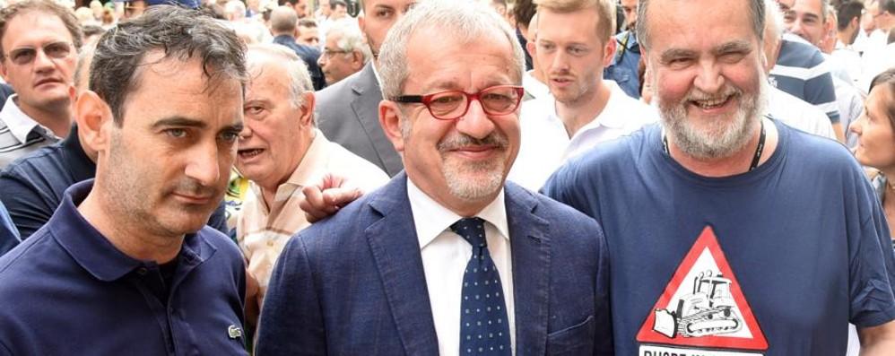 Maroni: «Lombardia a statuto speciale Il referendum nella prossima primavera»