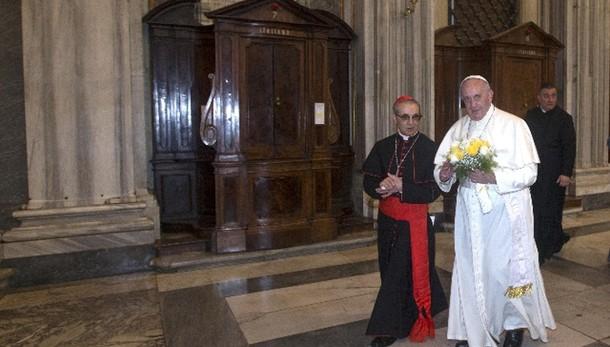 Papa: tornato in Vaticano dopo viaggio