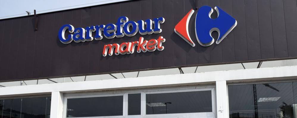 Carrefour via Baioni: aperto 24 ore su 24 È una svolta storica nella Bergamasca