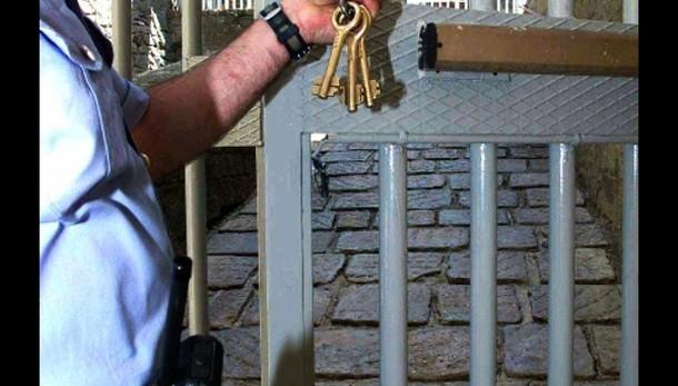 Due detenuti tentano evadere Sollicciano