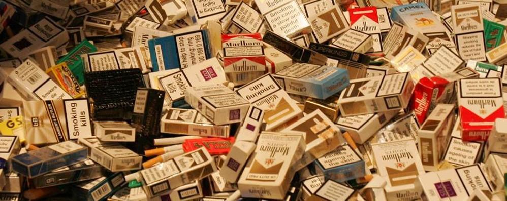 Nel camper 715 pacchetti di sigarette Denunciato per contrabbando a Livigno