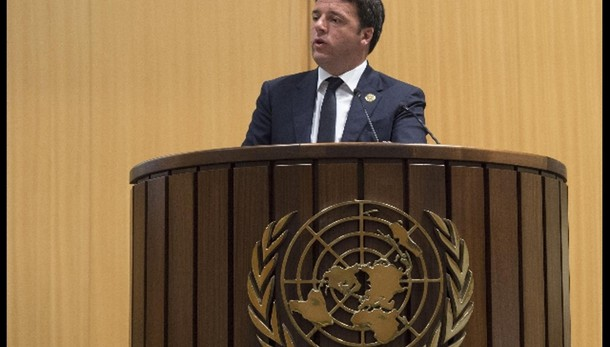 Renzi, Ue non sia solo numeri e regole