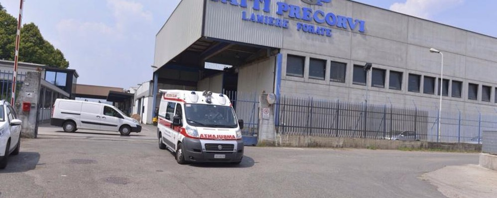 Medolago, muore donna delle pulizie  Schiacciata da muletto in un'azienda
