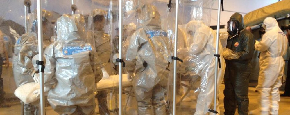 Ricoverato per malaria: timore Ebola Il test in ospedale è risultato negativo