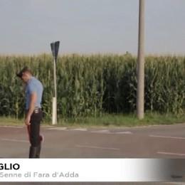 45enne di Fara muore in un incidente a Treviglio