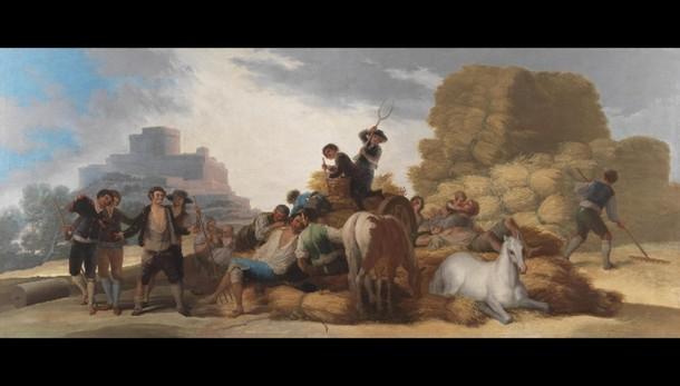 Al Prado risorge 'Era', capolavoro Goya