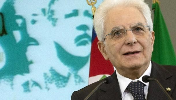 Mattarella, crisi Ue per miopi interessi