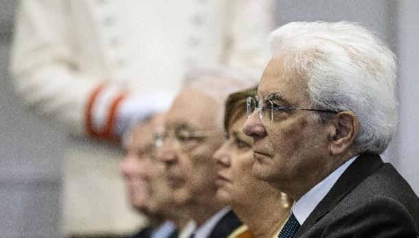 Mattarella,solo austerity Ue senza fiato