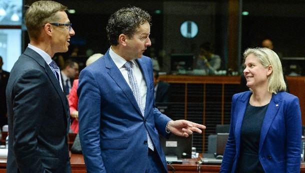 Ok Eurogruppo a terzo salvataggio Grecia