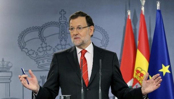 Rajoy, non ci sarà secessione Catalogna