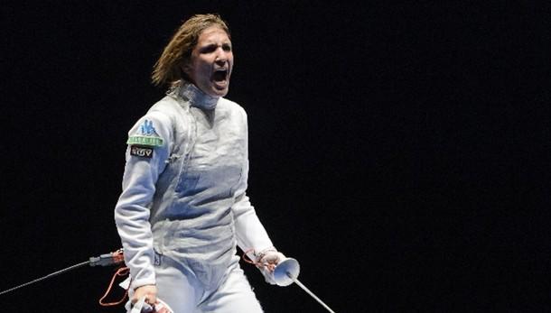 Scherma: Mondiali, bronzo per la Errigo