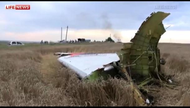 Un anno fa abbattuto aereo su Ucraina