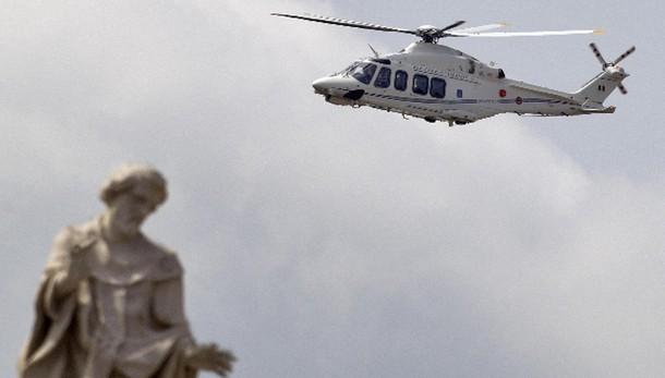 'Eliporto Papa' anche per Bambino Gesù