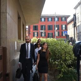 partenza e arrivo di bossetti dal carcere al tribunale