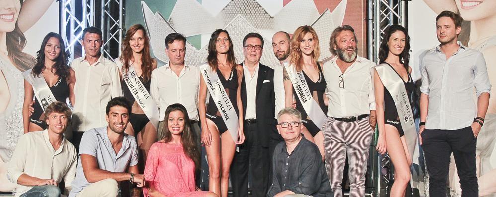 Miss Italia, selezioni a Dalmine Guarda le immagini della serata - Video