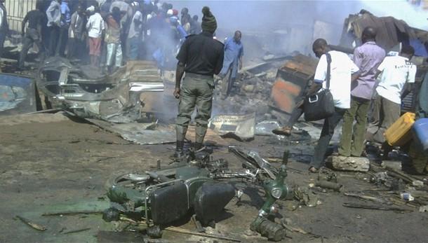 Nigeria: kamikaze a Iftar aveva 10 anni