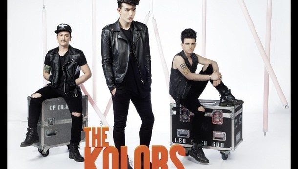 The Kolors a top hit parade, arriva Madh