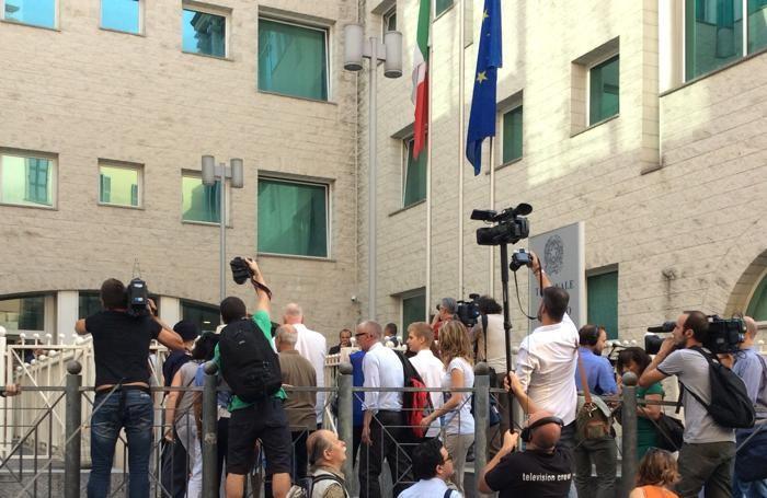 Davanti al Tribunale di Bergamo, 3 luglio 2015