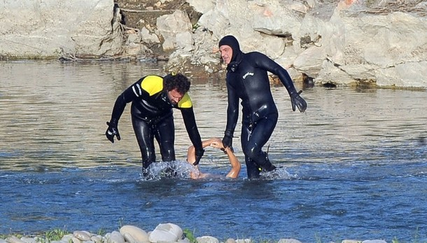 Due 13enni annegano nel Reno a Bologna