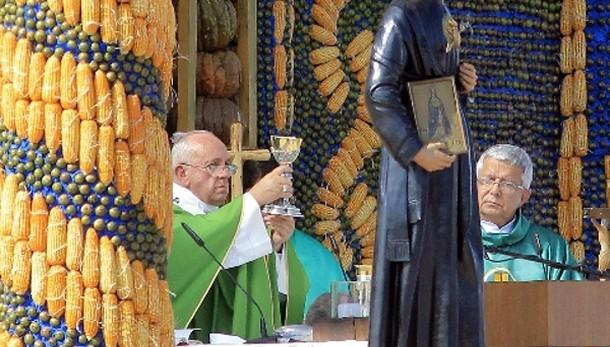 Papa: grazie Ecuador, Bolivia, Paraguay